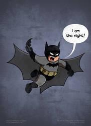Little Batman