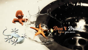 Don't Drink by de-rhcp