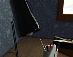 Study Room_2 by osmanassem