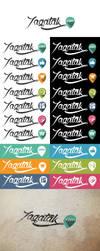 7agatak.com Logo by osmanassem