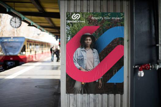 SocialDrives poster
