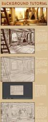 Digital Background Tutorial (Patreon) by Simkaye