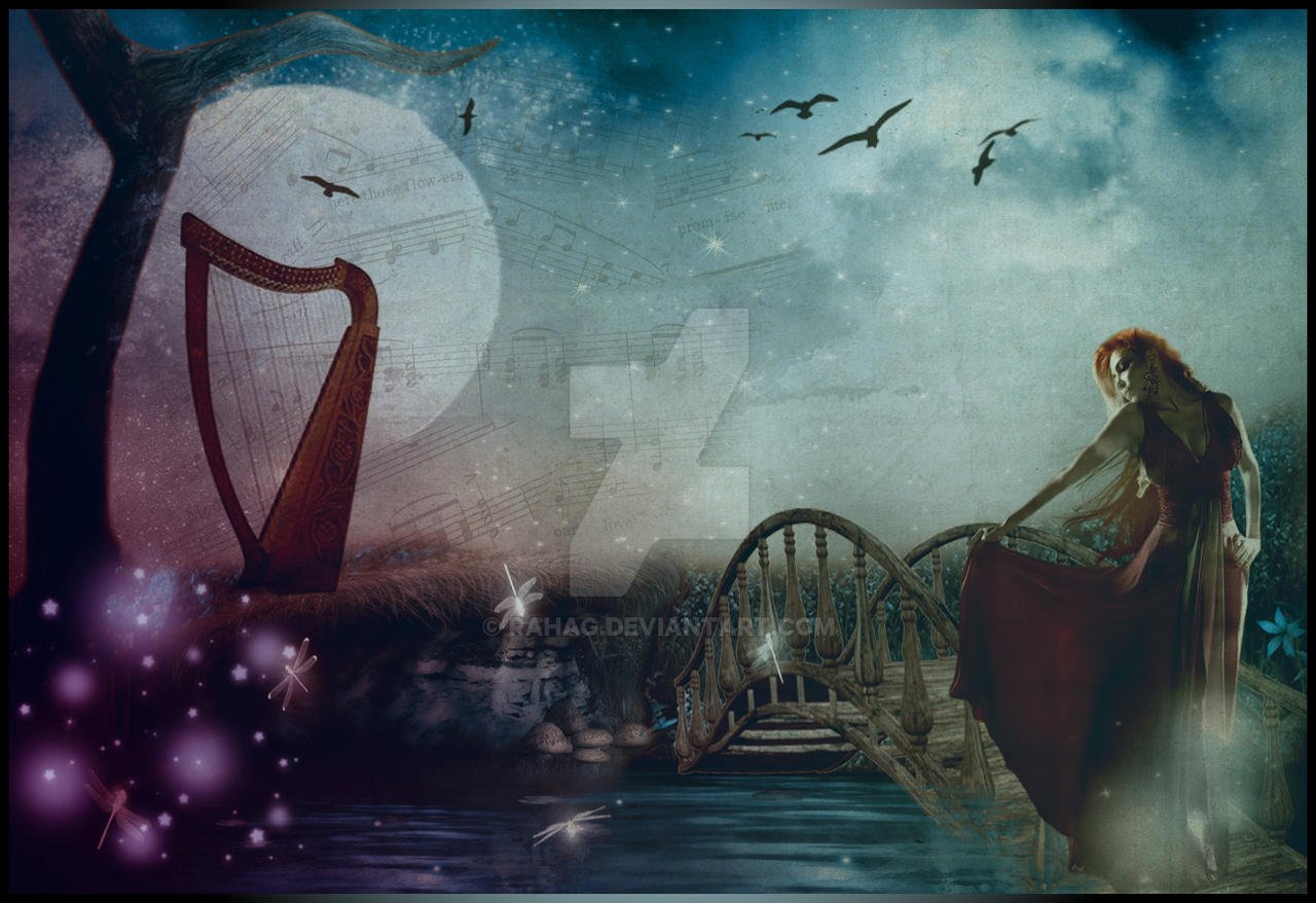 Music, the meaning of freedom by rahag
