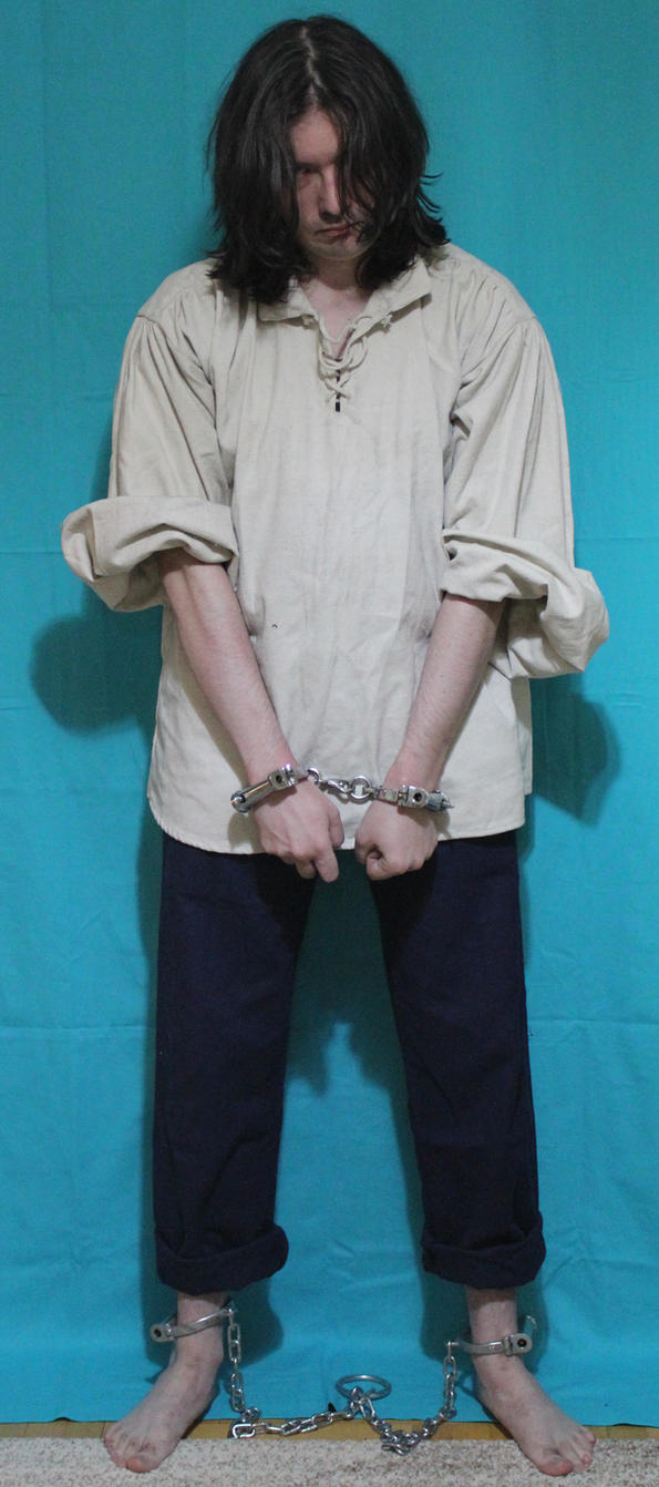 Prisoner - Front by Bjornieman