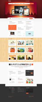 Smarty - Business Portfolio for Creative Agencies