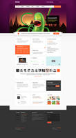 Smarty - Business Portfolio for Creative Agencies4 by DaJyDesigns