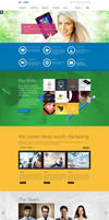 myFolio - Parallax Onepage HTML5 Template by DaJyDesigns
