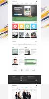 Collective -Professional WordPress Theme
