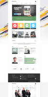 Collective -Professional WordPress Theme