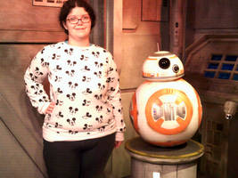 BB-8 and Me by CottonCatTailToony