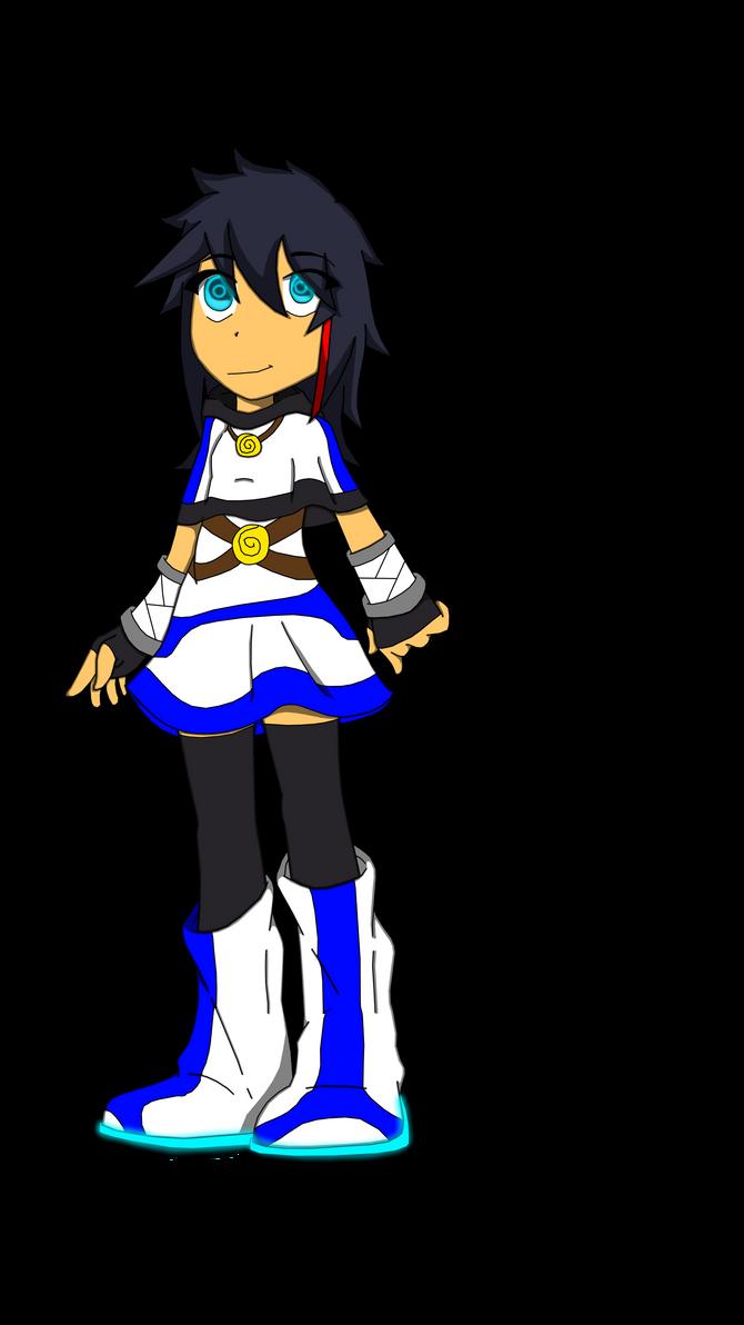 Zelda-Esc Sumi Kunari by AssassinHedgehog