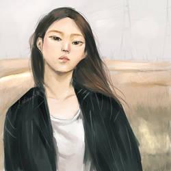 lee sung kyung by akizoyo