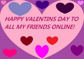 TO ALL MY DA FRIENDS by catdragon4