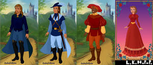 LionKingHeart Fantasy Films Anniversery gift. by catdragon4
