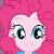 Human Pinkie Pie Good News Emoticon.