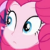 Human Pinkie Pie Huh? Emoticon. by catdragon4