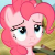 Pinkie Pie I Feel Sorry For You Emoticon.