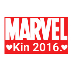 I Like Marvel Stamp.