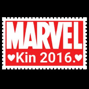 I Like Marvel Stamp.