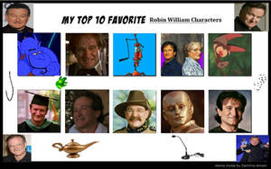 Happy Late Birthday Robin Williams!
