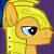 Castle Guard Flash Sentry Serious Emoticon.