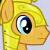 Castle Guard Flash Sentry Calm Emoticon.