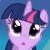 Twilight Sparkle Ooooooo Emoticon.