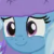 Pony Trixie Lulamoon Happy Emoticon.