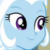 Human Trixie Lulamoon Happy Emoticon.
