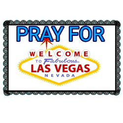 Pray For Las Vegas.