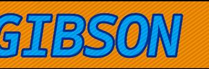 Gibson Fan Button #2. by catdragon4
