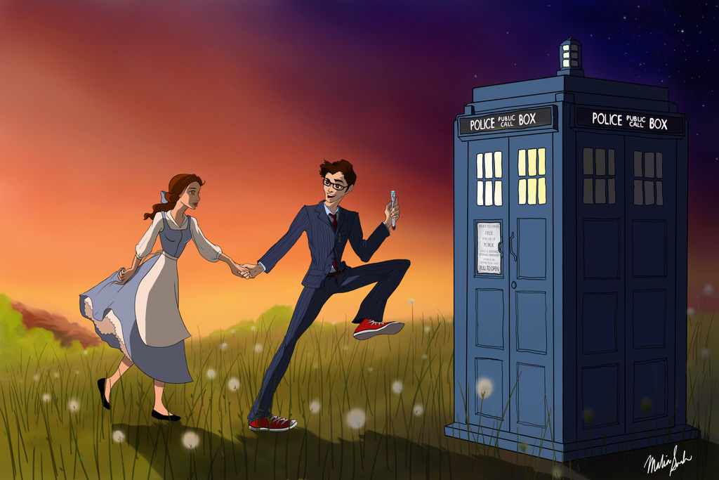 Belle and the Doctor (Full) by liliraindroplets
