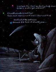 Della's Lullaby by BrogarArts
