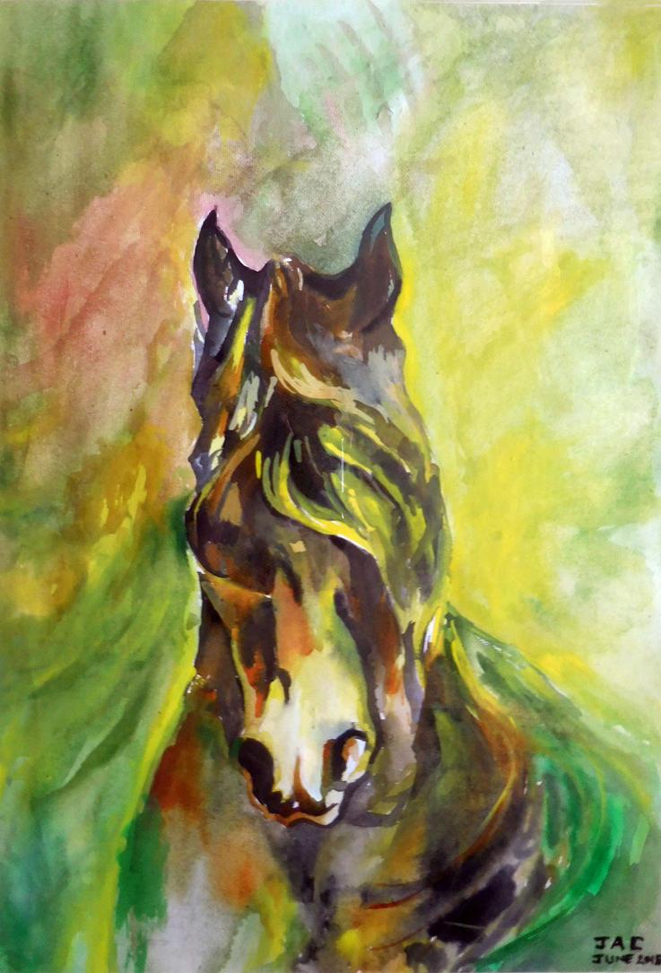 War Horse by Aerton