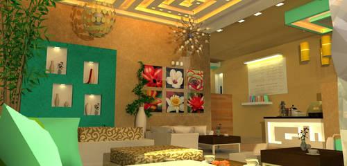 Vip Hall Coffe Design 2 by Farisalftasy