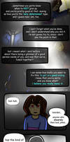 Sondertale: Chapter 1: Part 3 by Xedramon