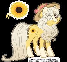 Delicate Dandelion by frostedpuffs