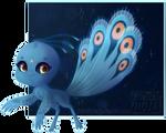 Duusu - peacock kwami