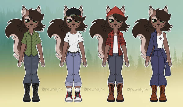 Ryder Outfits