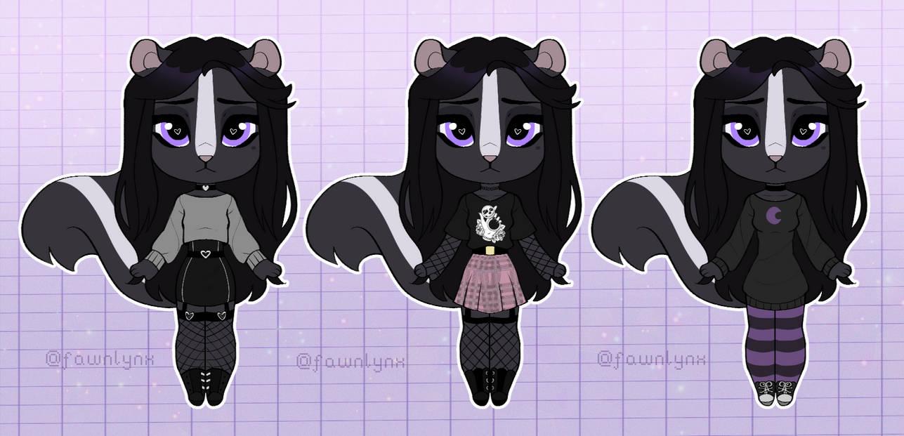 Phaedra Outfits