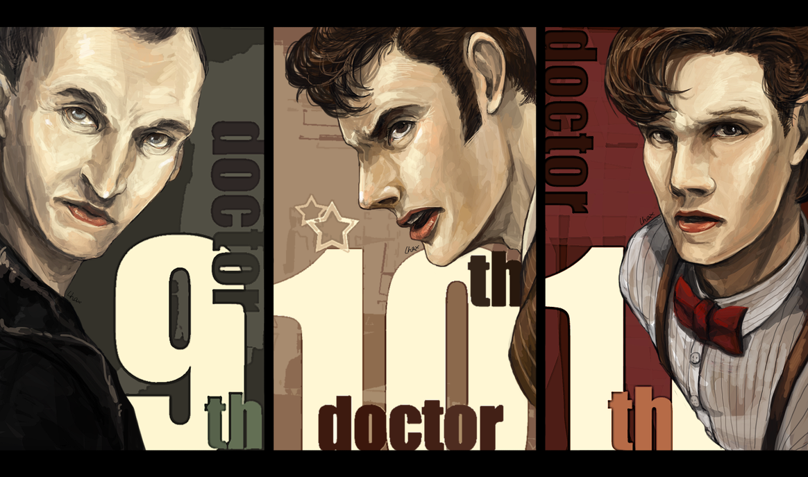 Hello, I'm the doctor by Lhax