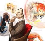 World of Goldfish
