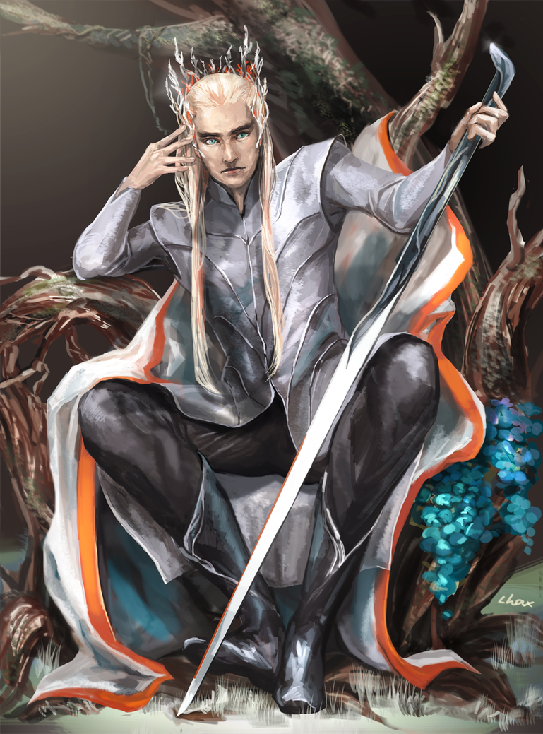 thranduil wallpaper by betka - photo #33