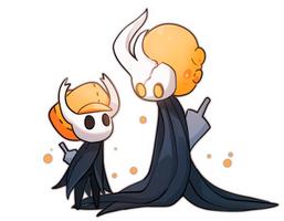 Hollow knight by yubi03