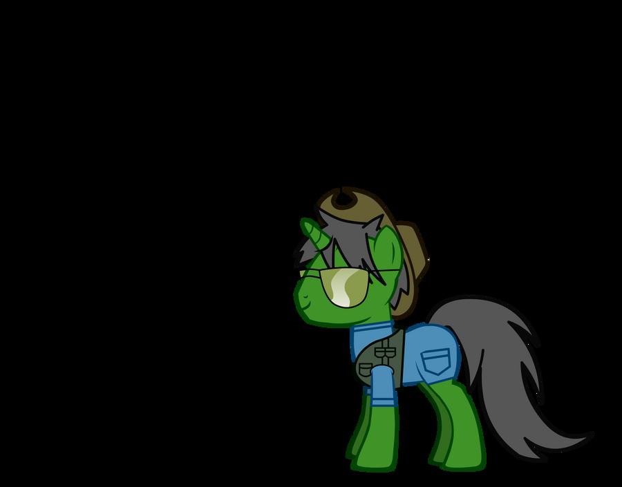 meet the sniper mlp pegasus