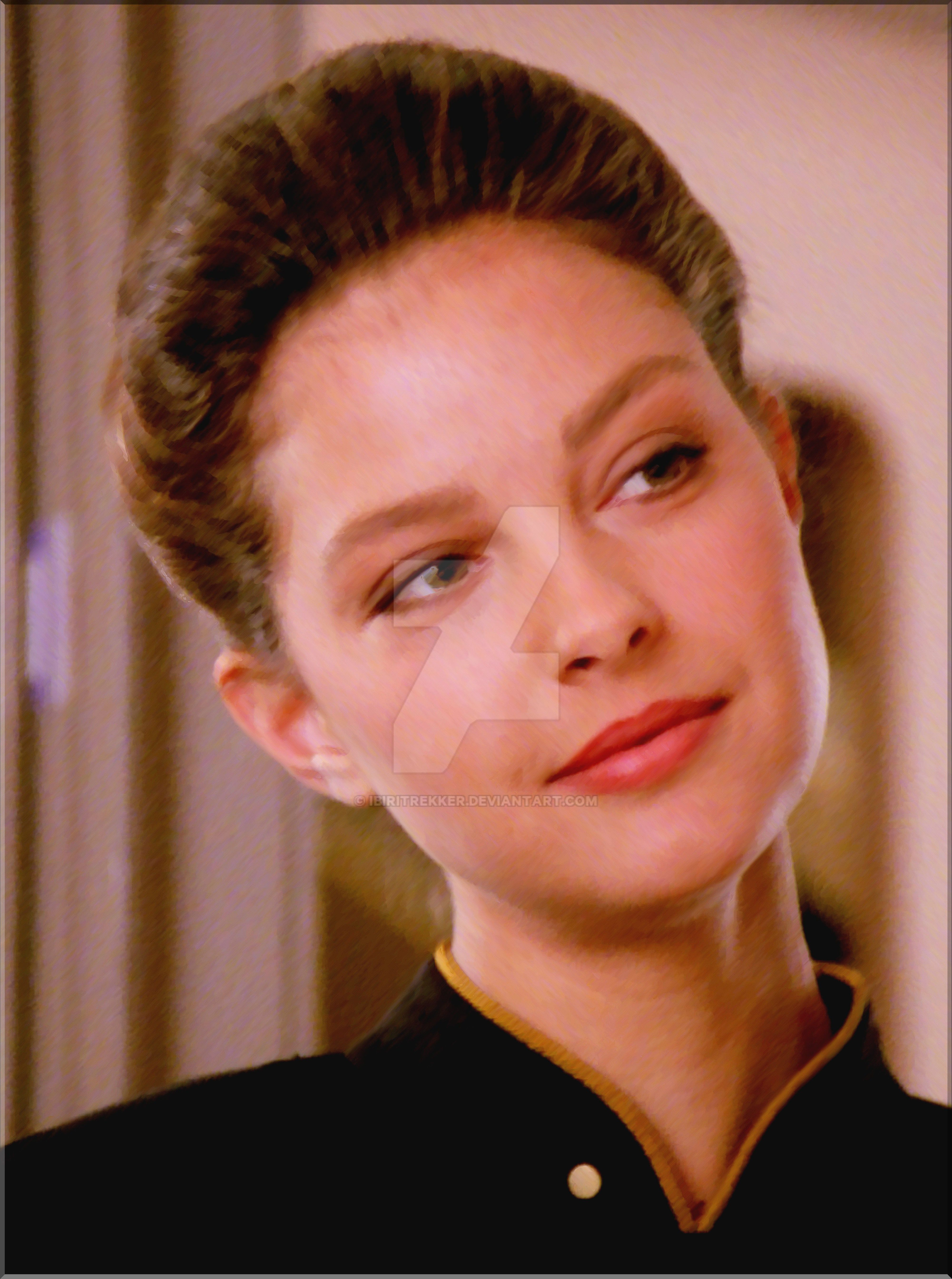 Ashley Judd Star Trek