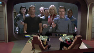 Galaxy Quest - Star Trek TNG
