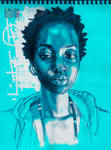 Cleo Sketch