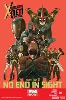 Uncanny X-Men Special #1 by RonAckins