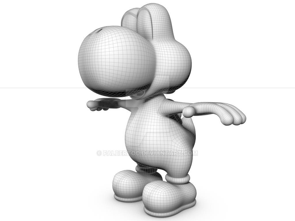 Yoshi 1 by falbertoc